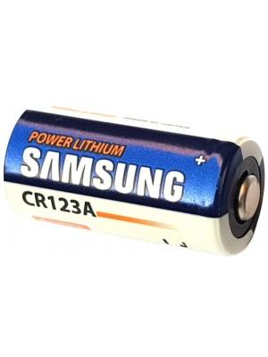 Samsung CR123A Power Lithium, Baterie Litiu