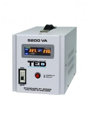 TED Electric, Stabilizator de tensiune, AVR, 5200VA