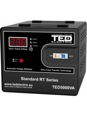 TED Electric, Stabilizator de tensiune, AVR, 5000VA