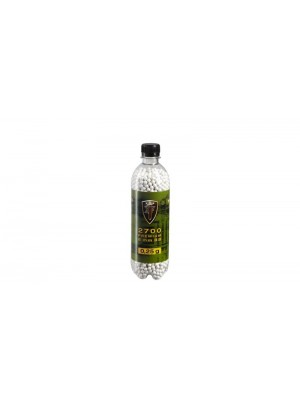 Umarex Elite Force Premium Selection BB, Bile Airsoft, 6mm, 0.25g