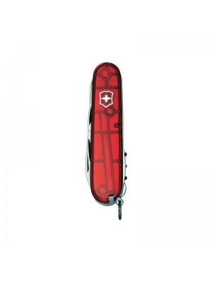 Victorinox Climber, Multi-Tool Roșu transparent