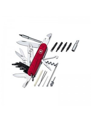 Victorinox CyberTool 34, Multi-Tool Roșu