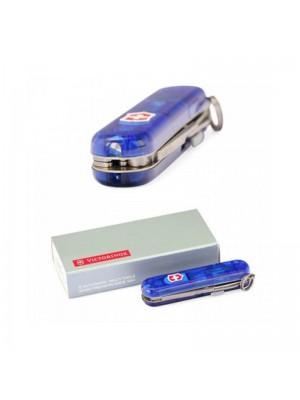Victorinox Swiss Lite, Multi-Tool Albastru transparent