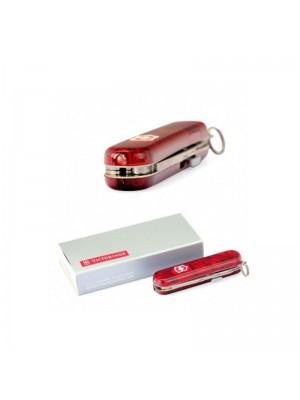 Victorinox Swiss Lite, Multi-Tool Roșu transparent