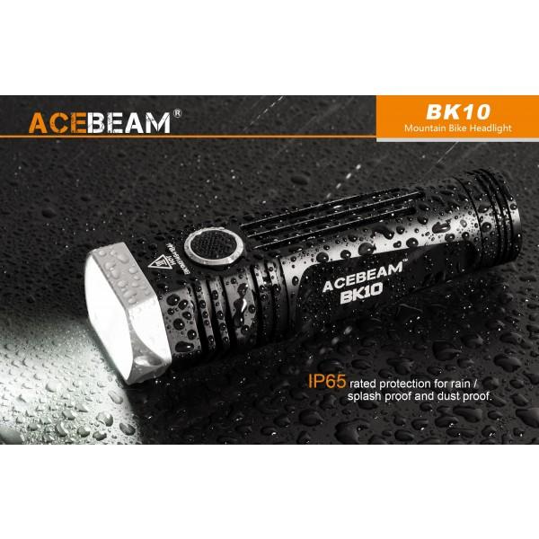 AceBeam BK10, Lanterna Led