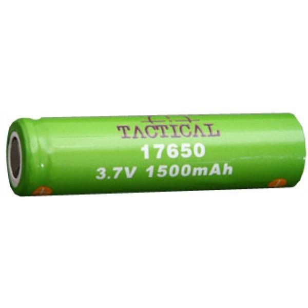 Acumulator 17650 Li-ion, 1500 mAh