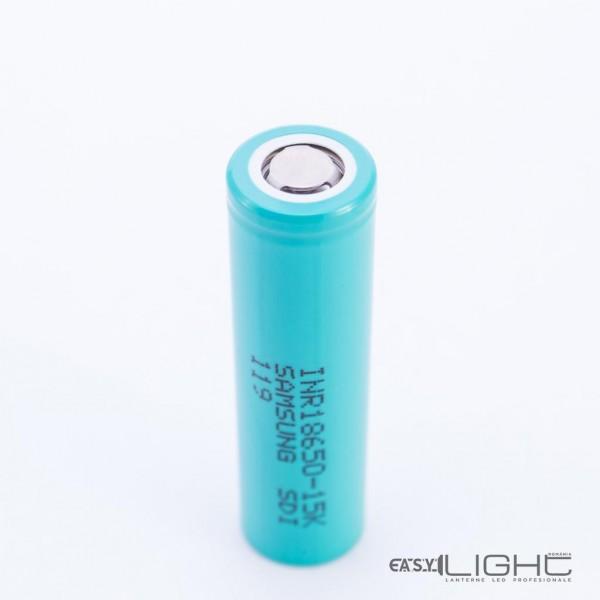 SAMSUNG 18650 Li-Ion 1500 mAh SDI 119 INR18650-15K