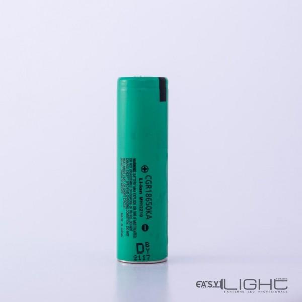 Acumulator 18650 Li-Ion 1750 mAh PANASONIC CGR18650KA