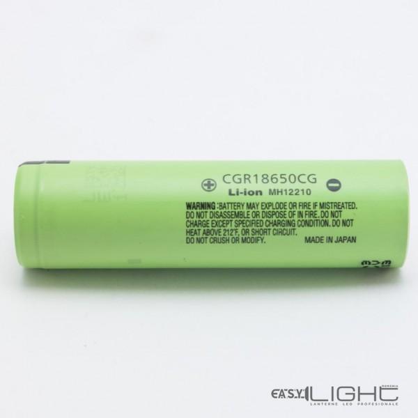 Acumulator 18650 Li-Ion Panasonic 2250 mAh CGR18650CG