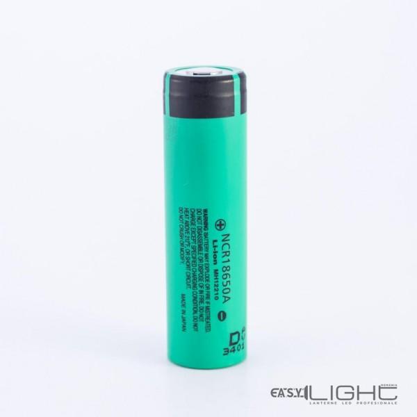 18650 Li-Ion 3100 mAh Panasonic NCR18650A