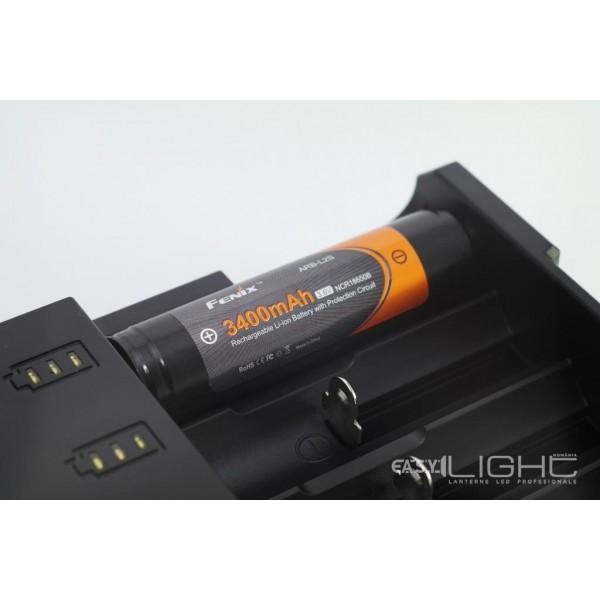 Acumulator 18650 Li-Ion 3400 mAh Fenix ARB-L2S (NCR18650B)