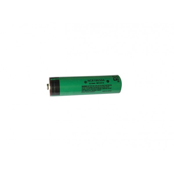 18650 Li-Ion 3100 mAh Panasonic NCR18650 (Contact Buton)