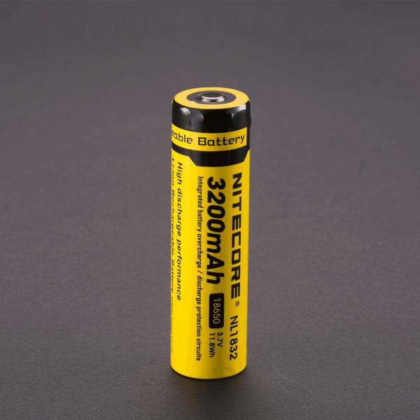 Acumulator Nitecore 18650 Li-Ion 3200 mAh NL1832 cu PCB