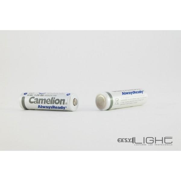 Acumulatori AA Camelion R6 2300 mAh NiMH NHAA2300ARBP2