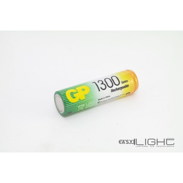 Acumulatori AA GP R6 1300 mAh NiMH GPRHC132C093