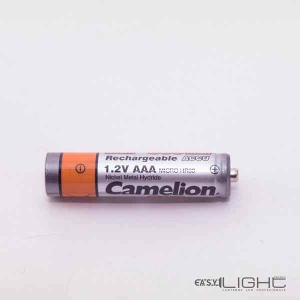 Acumulatori AAA Camelion R3 600 mAh NiMH NH-AAA600BP4
