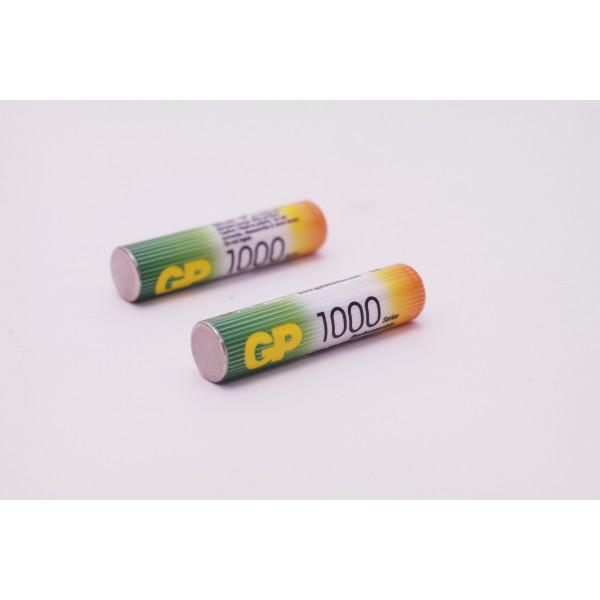 Acumulatori AAA GP R3 1000 mAh NiMH GPAAA100HC