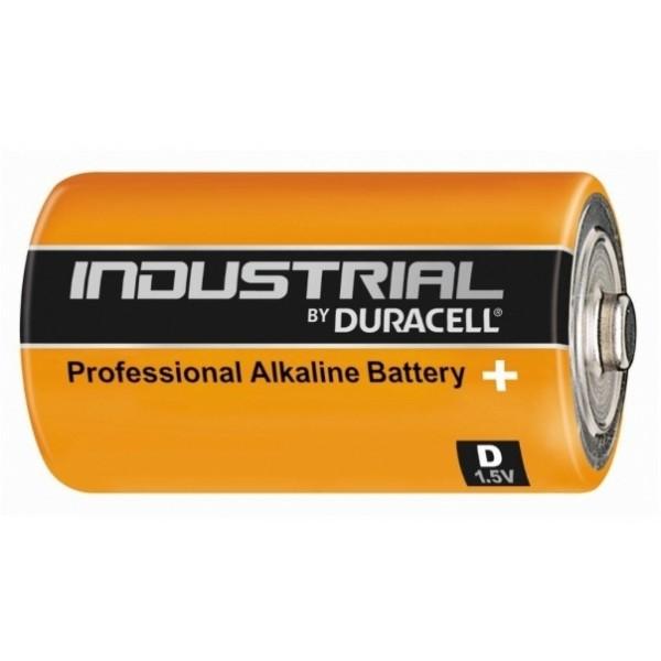 Baterie Alcalină Duracell Industrial LR20 (D) ID1300