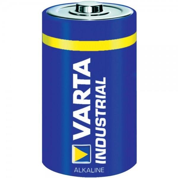 Baterii Varta alcaline R20 (Varta Industrial)