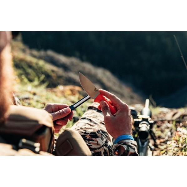Benchmade Steep Country 15006, Cutit Briceag Portocaliu