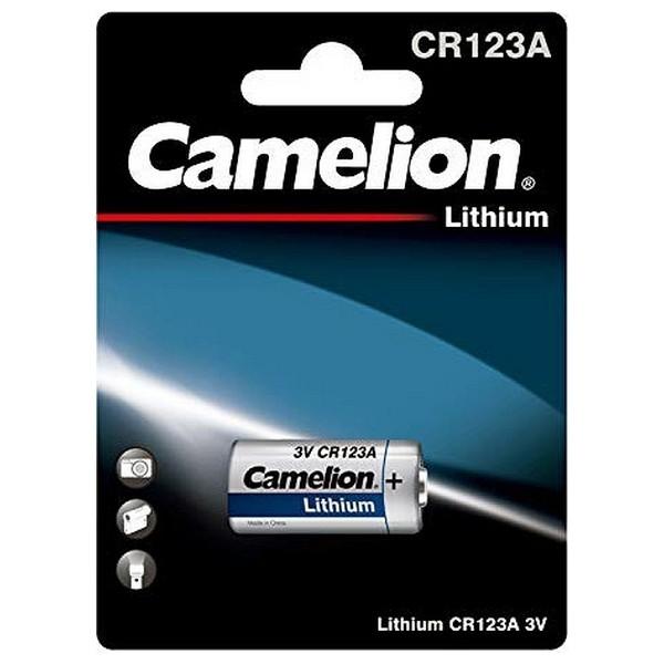 Camelion CR123A (CR17345), Baterie Litiu, 3V