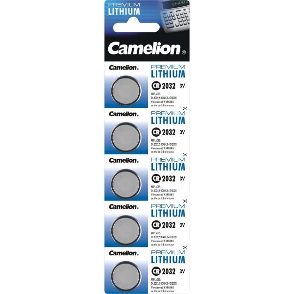 Camelion CR2032, Baterie Litiu, 3V