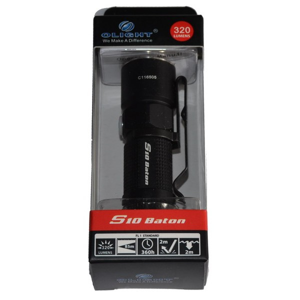 Lanterna LED S10 Baton