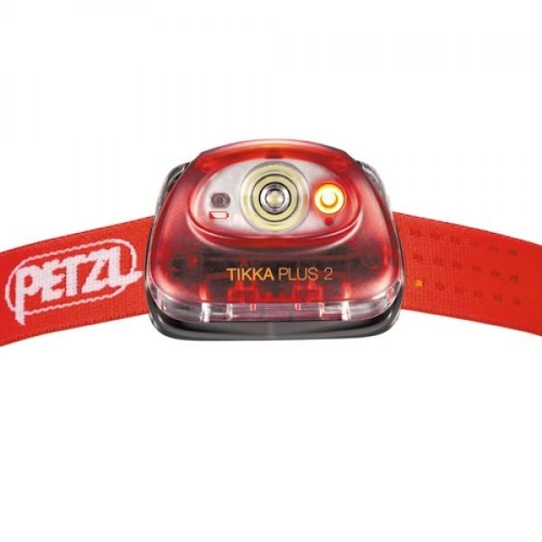 Lanterna frontala Petzl TIKKA PLUS 2