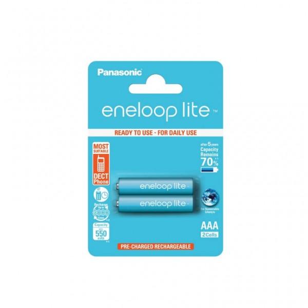 Eneloop Lite BK-4LCCE/2BE, Acumulator AAA