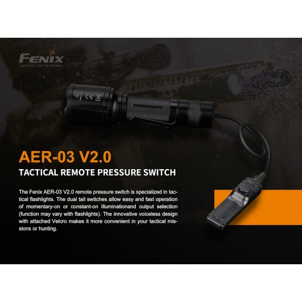 Fenix AER-03 V2.0, Întrerupător Cu Fir