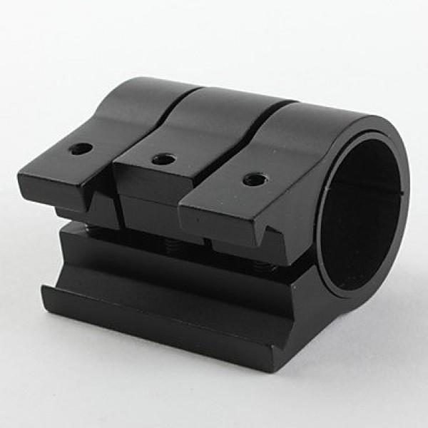 Baza pentru montarea lanternelor pe sine de 20 mm