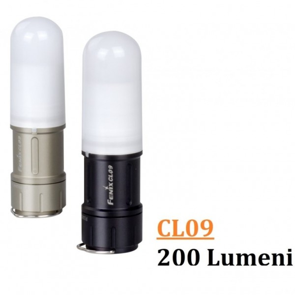 Fenix CL09, Lanternă Camping