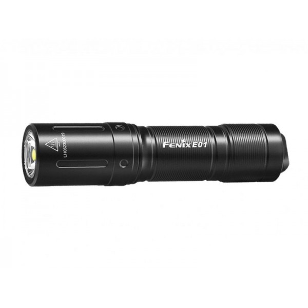 Fenix E01 V2.0, Lanternă Breloc, 100 Lumeni, 35 Metri