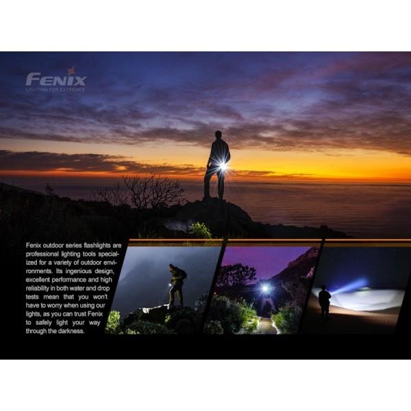 Fenix E03, Lanterna Led