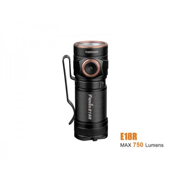 Fenix E18R, Lanterna Led Reincarcabila