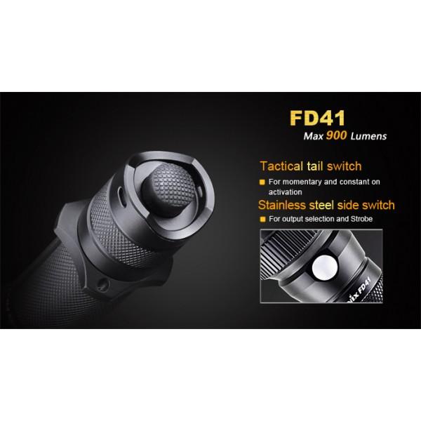 Fenix FD41 Lanterna LED cu focalizare