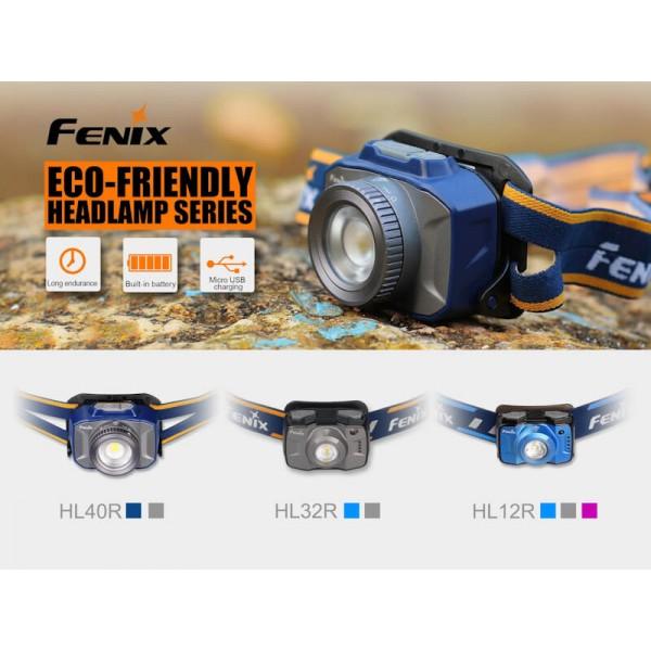 Fenix HL12R, Lanternă Frontală