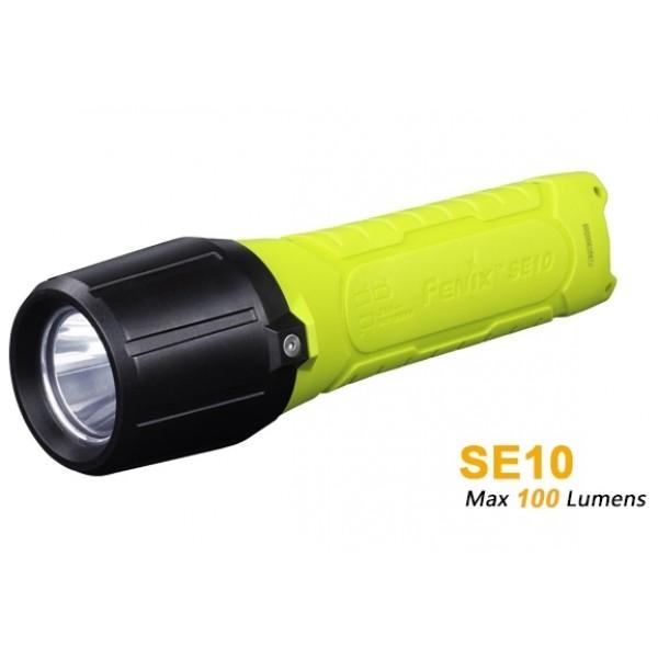 Fenix SE10, Lanternă Profesională