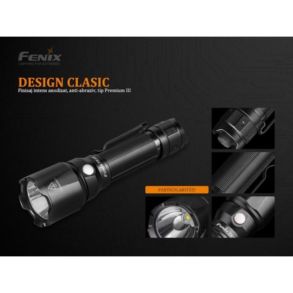 Fenix TK22 V2.0, Lanterna Tactica