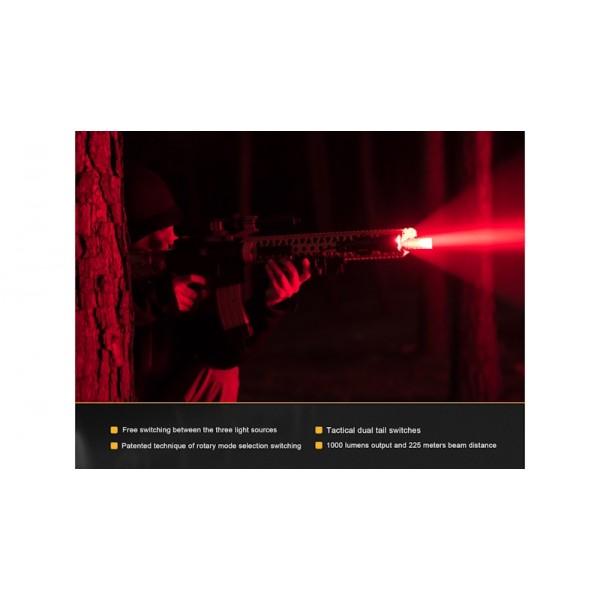 Fenix TK25 R&B, Lanternă Tactică