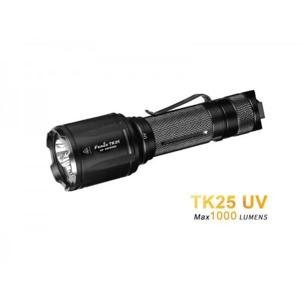Fenix TK25UV, Lanterna Led