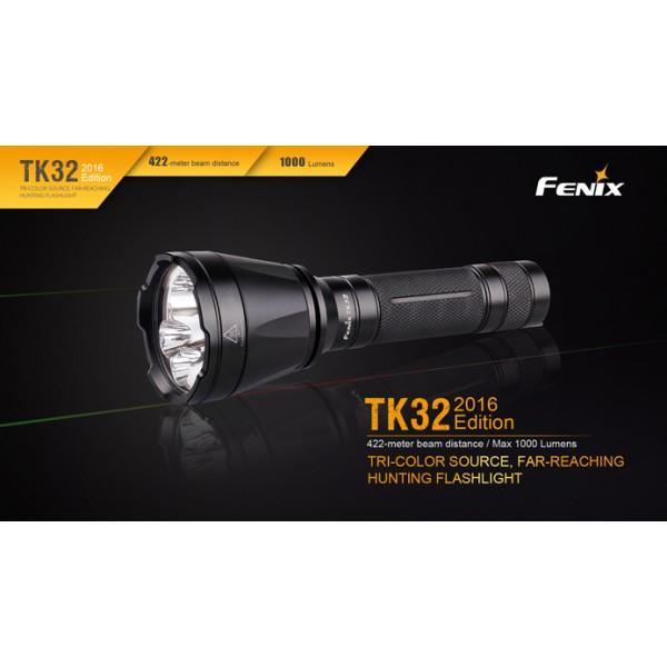 Fenix TK32 2016