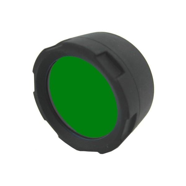 Filtru verde FSR50-G Olight, compatibil cu lanterne LED M3X, SR50, M31