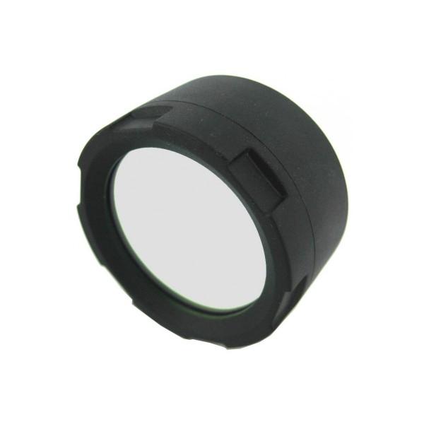 Filtru difuzor alb DSR90-W Olight, compatibil cu lanterne LED SR90 si SR95.