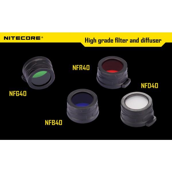 Filtru difuzor alb Nitecore NFD40