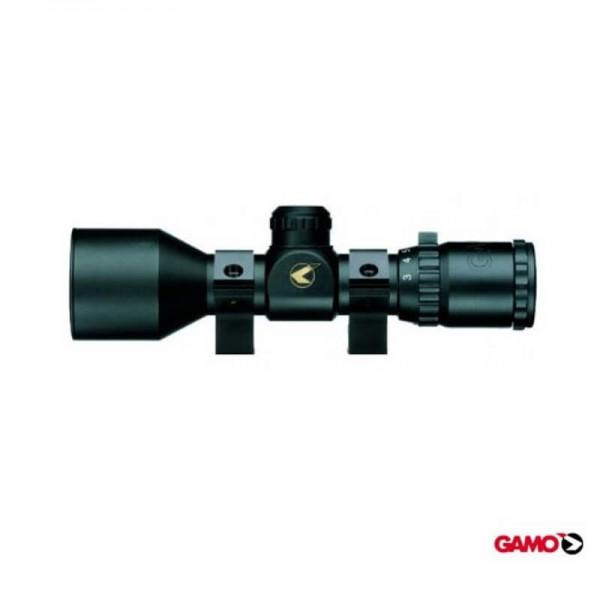 Gamo 3-9x40WR Compact, Lunetă de armă lateral