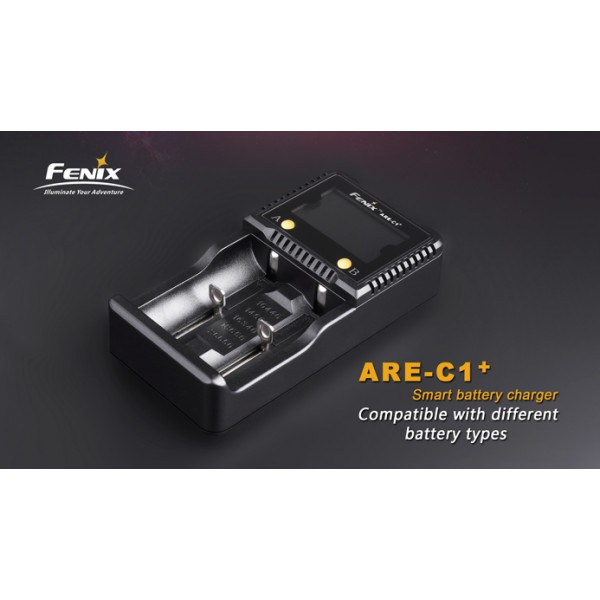 Încărcător Inteligent Fenix ARE-C1+