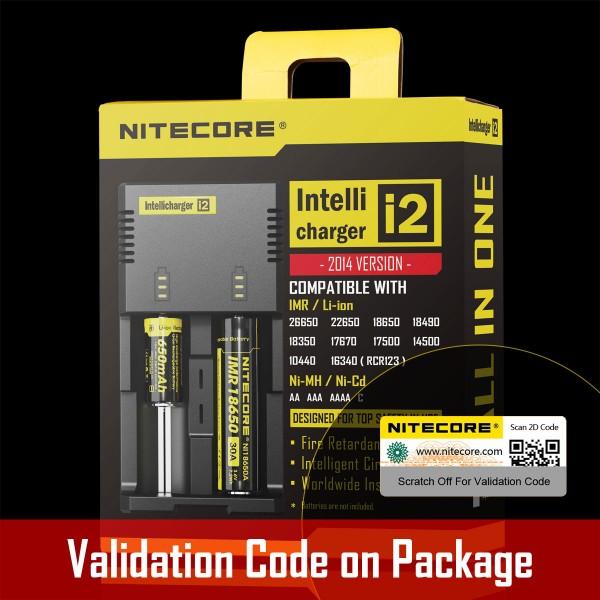 Încărcător Intellicharger i2 Nitecore