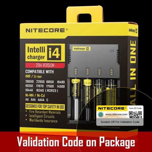 Încărcător Intellicharger i4 Nitecore