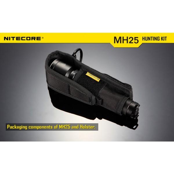kit de vanatoare Nitecore MH25 III
